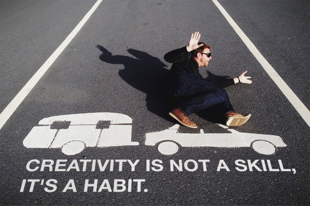 chase jarvis creative habit