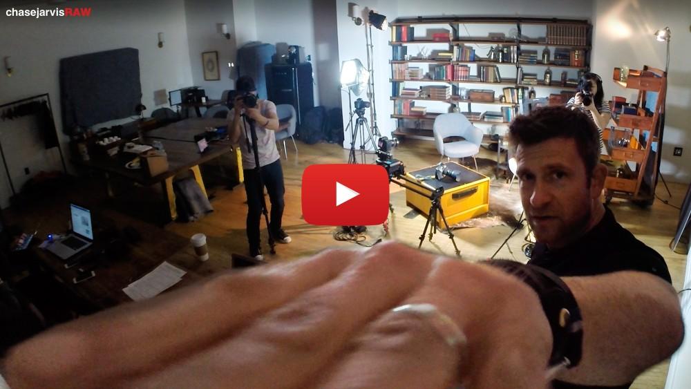 Chase Jarivs RAW: How We Shot 30DaysOfGenius