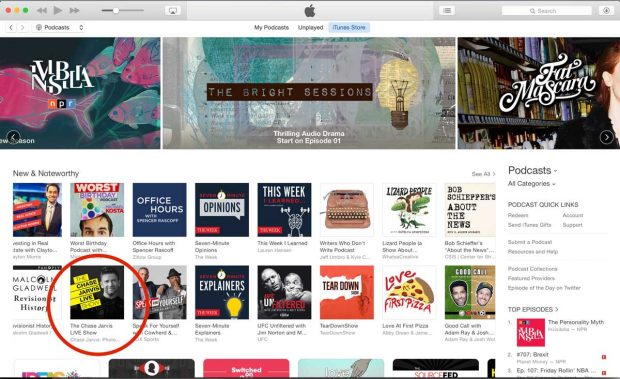 iTunes_cjLIVE_New_Noteworthy