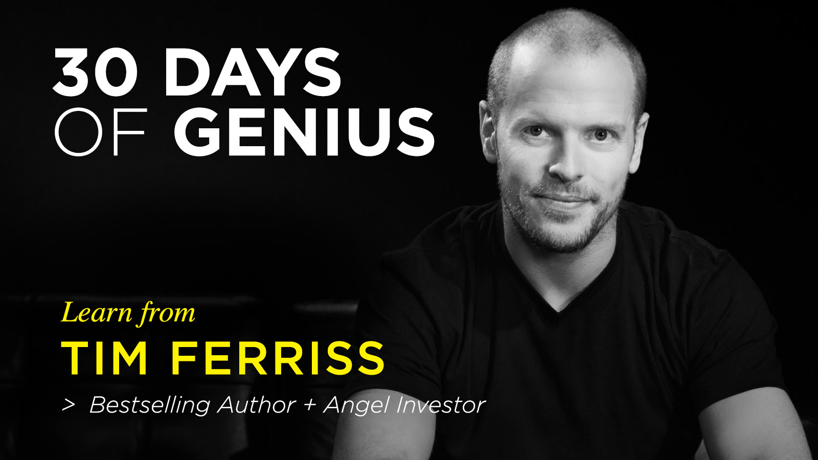 Tim Ferriss: Creativity, Habits and Rigging the Game