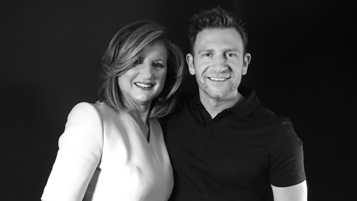 Arianna Huffington on 30 Days of Genius with Chase Jarvis