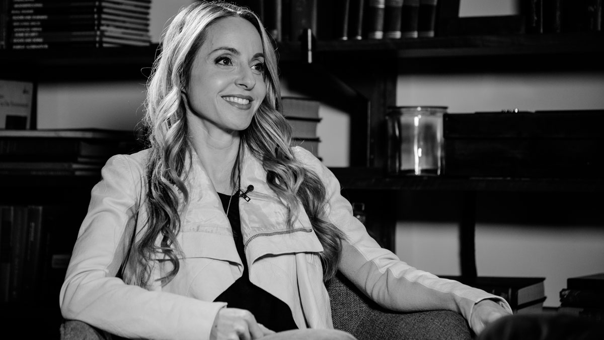 Gabby Bernstein on 30 Days of Genius