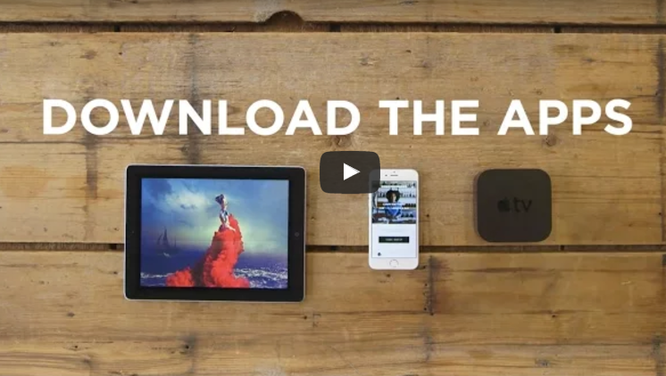 CreativeLive iPhone iPad AppleTV