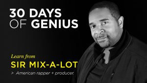 Sir Mix A Lot 30 Days of Genius Interview