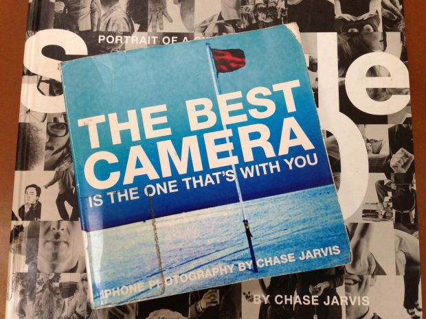 Best Camera and Seattle 100 Books Authored by Chase Jarvis