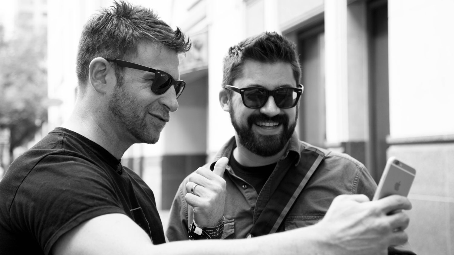 Austin Kleon and Chase Jarvis on 30 Days Of Genius