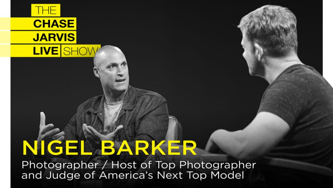 Nigel Barker: Be the Artist You Want to Work With | Chase Jarvis Photography