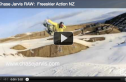 Chase Jarvis RAW: Freeskier Action NZ