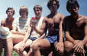 Time Capsule Photos: Five friends take same snapshot for 30 years