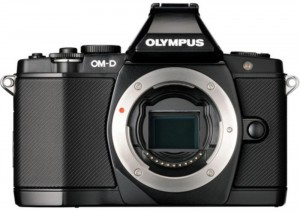 The OM-D EM–5 from Olympus.