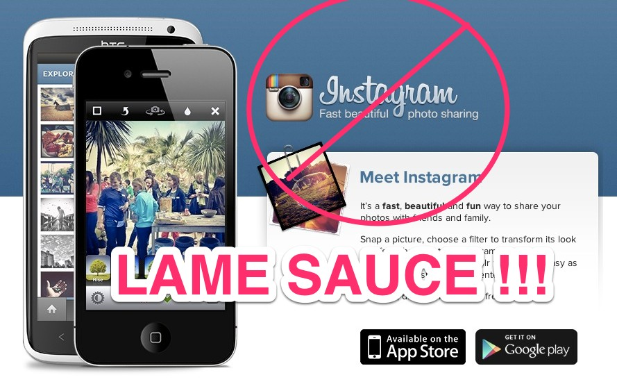 New Terms for Instagram - Selling Your Photos Against Your Will