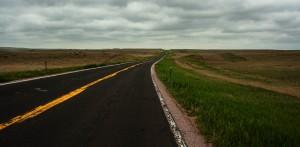 """Colorado Road"" Treated with Fuji Velvia 50 in Exposure 4. © Sohail Mamdani"