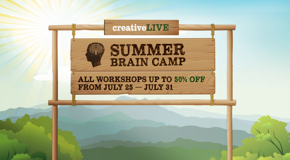 creativeLIVE chase jarvis summer sale