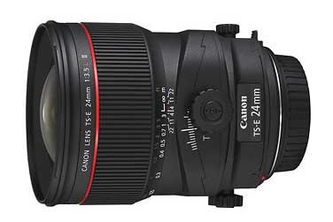 Canon 24mm f/3.5 TS-E II