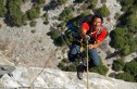 How to Capture Creative Gold When You're at the End of Your Rope -- Literally.  [Interview with Jimmy Chin]