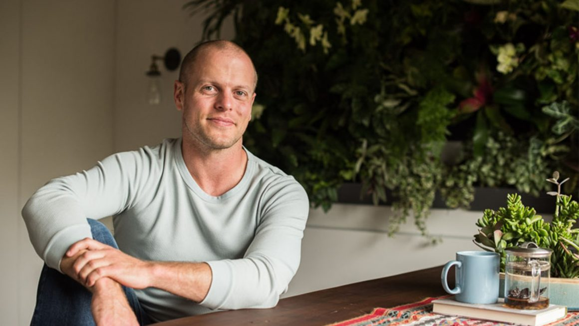Tim Ferriss on Creativity, Simplicity and the Power of Audio