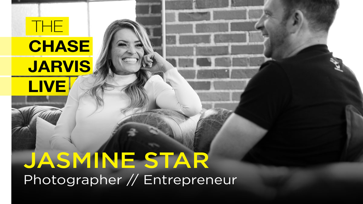 Personal + Career Reinvention with Jasmine Star | Chase Jarvis Photography
