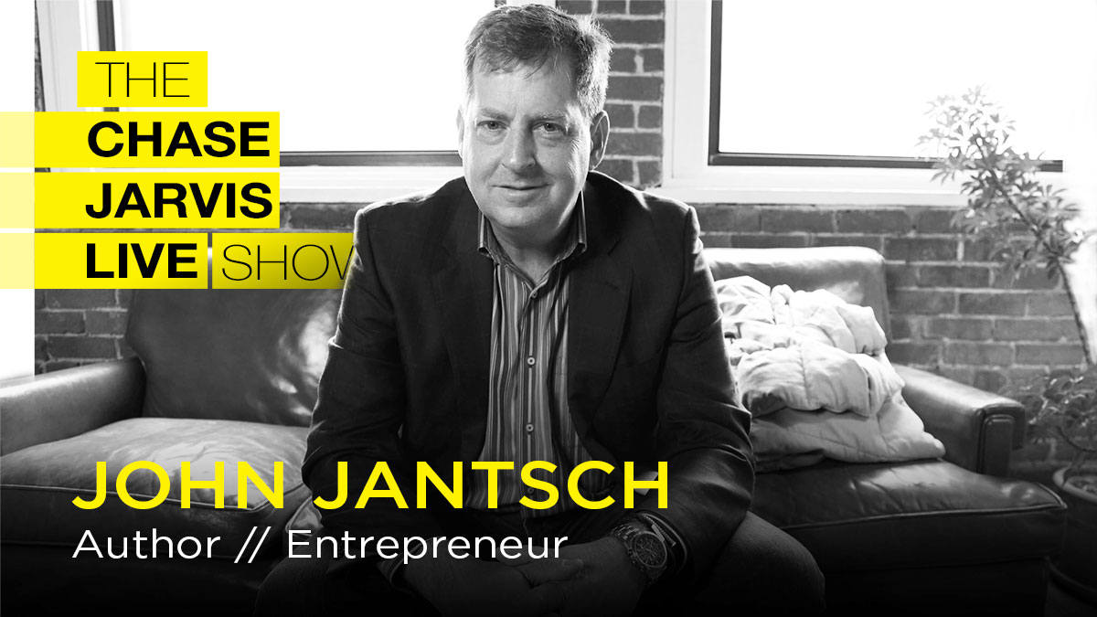 Self Reliance + Personal Uprising with John Jantsch | Chase Jarvis Photography